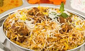 Biryani Chicken - Bombay Chili