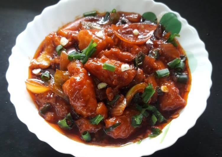 Chili Fish - Bombay Chili