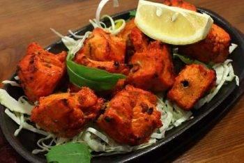 Chicken Tikka - Bombay Chili