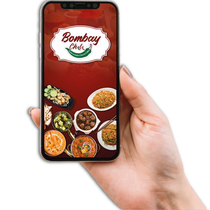 Handheld Right - Bombay Chili