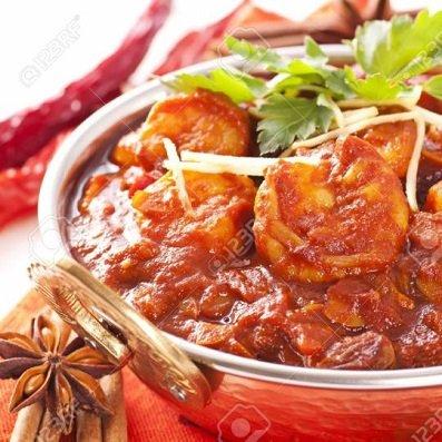 Karahi Shrimp - Bombay Chili