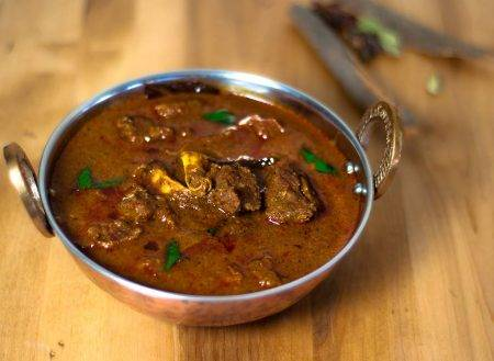 Lamb Curry - Bombay Chili