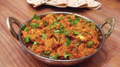 Mixed Vegetable - Bombay Chili