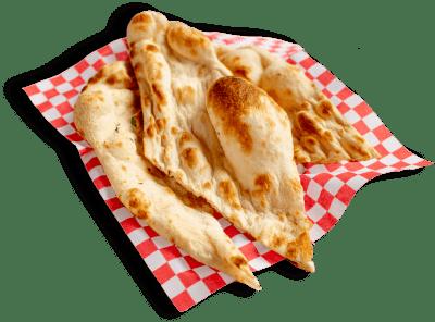 Plain Naan - Bombay Chili