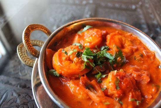 Shrimp Masala - Bombay Chili