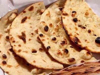 Tandoori Roti - Bombay Chili
