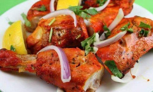 Tandoori Chicken - Bombay Chili