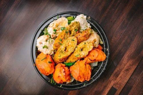 Tandoori Mixed Grill - Bombay Chili