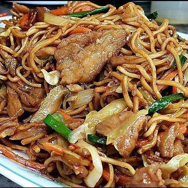 Chicken Noodles - Bombay Chili