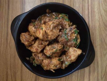 Chicken Bhunai - Bombay Chili