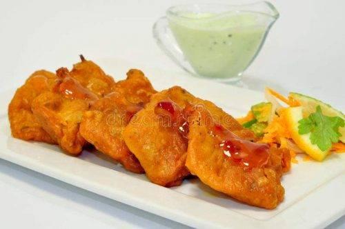 Fish Pakora - Bombay Chili