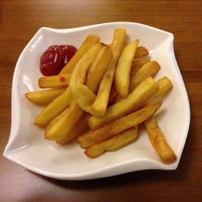 French Fries - Bombay Chili