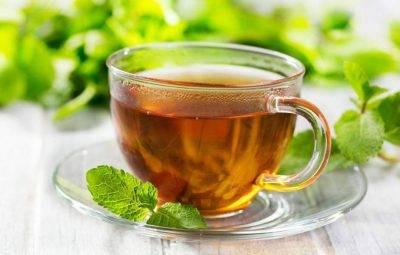 Green Tea - Bombay Chili