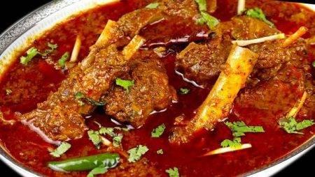 Lamb Bone Curry - Bombay Chili