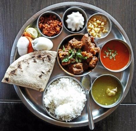 Non-Vegetarian Lunch - Bombay Chili
