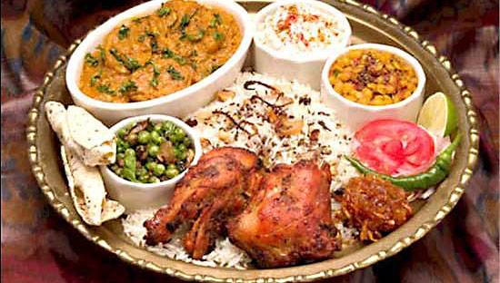 Lunch or Dinner (Non-veg) for 6 - Bombay Chili