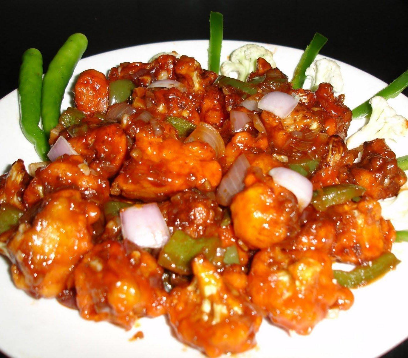 Chilli Gobi - Bombay Chili