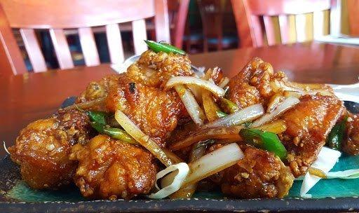 Chicken Hakka Chef Special - Bombay Chili