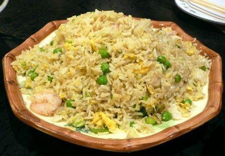 Egg Fried Rice - Bombay Chili