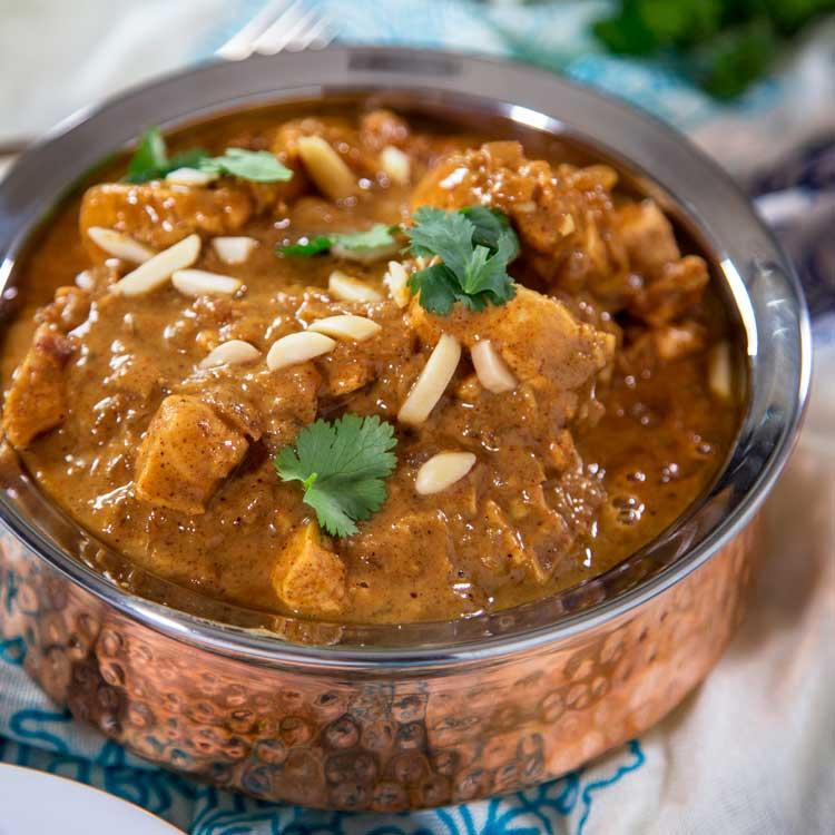 Chicken Korma - Bombay Chili