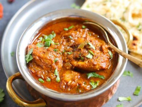 Chicken Vindaloo - Bombay Chili