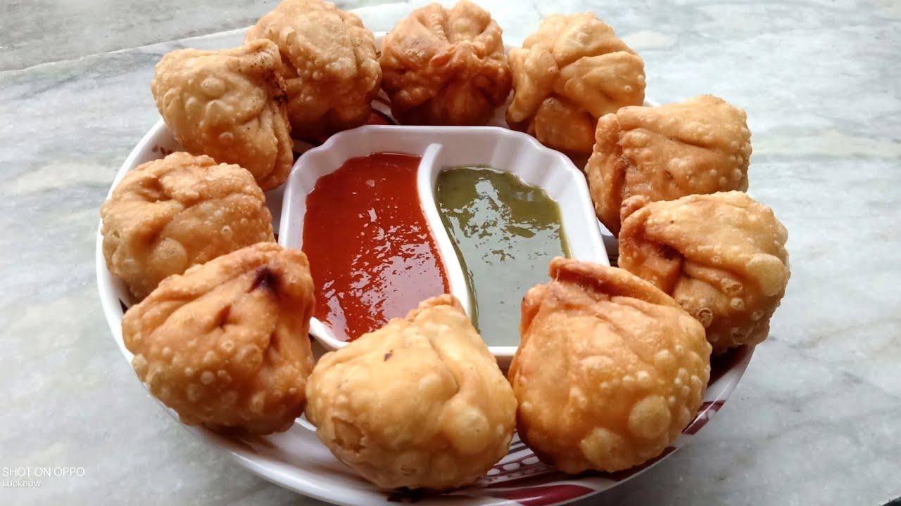 Chicken Fried Momo - Bombay Chili