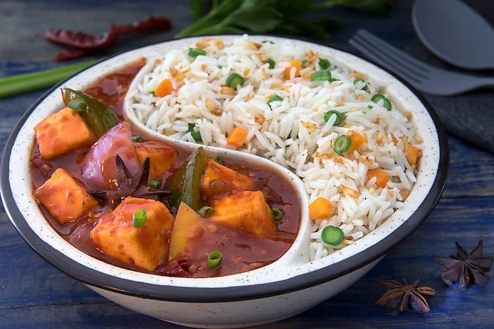 Hot Garlic Paneer - Bombay Chili
