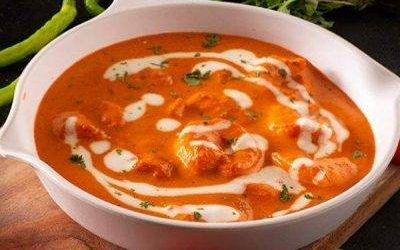 Butter Shrimp - Bombay Chili