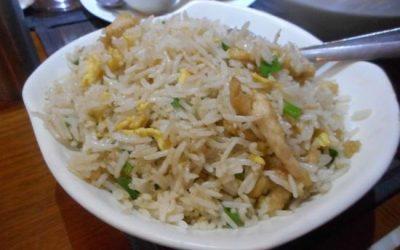 Chicken Fried Rice - Bombay Chili