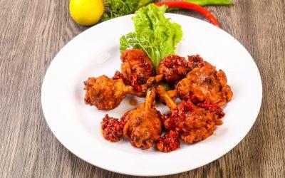 Chicken Lollipops - Bombay Chili