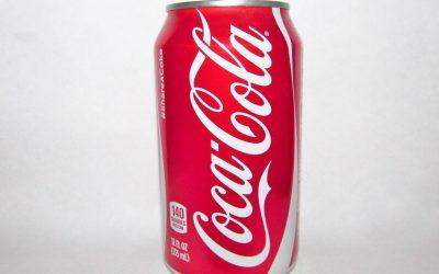 Coke Can - Bombay Chili