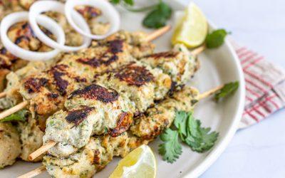 Chicken Malai Tikka - Bombay Chili