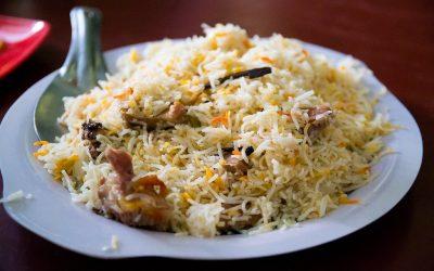 Mutton Biryani - Bombay Chili