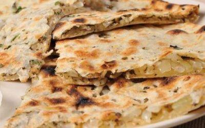Onion Kulcha - Bombay Chili