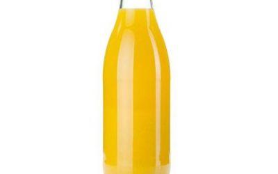 Orange Juice Bottle - Bombay Chili