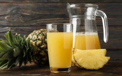 Pineapple Juice Bottle - Bombay Chili