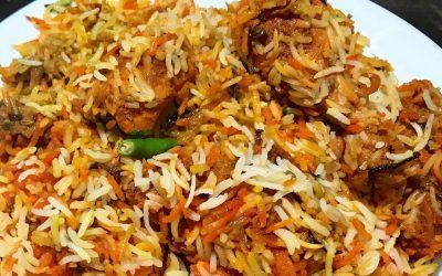 Chicken Biryani - Bombay Chili