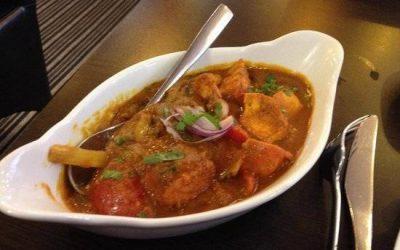 Chicken Jalfrezi - Bombay Grill Chili
