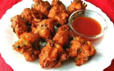 Chicken Pakora - Bombay Chili