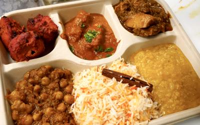 Chicken Platter - Bombay Chili