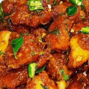 Chili Chicken - Bombay Chili