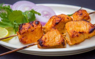 Fish Tikka - Bombay Chili