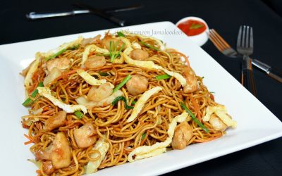 Mixed Noodles - Bombay Chili