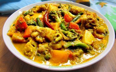 Mixed Vegetables - Bombay Chili