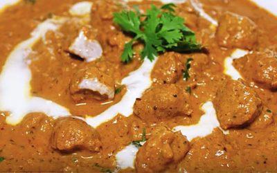 Soya Butter Masala - Bombay Chili