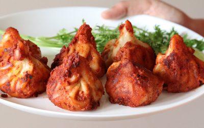Tandoori Chicken Momo - Bombay Chili