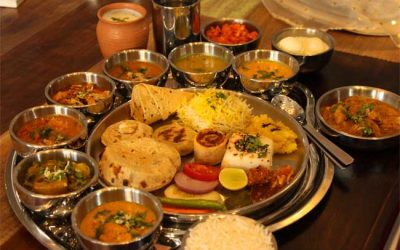 Tandoori Thali - Bombay Chili