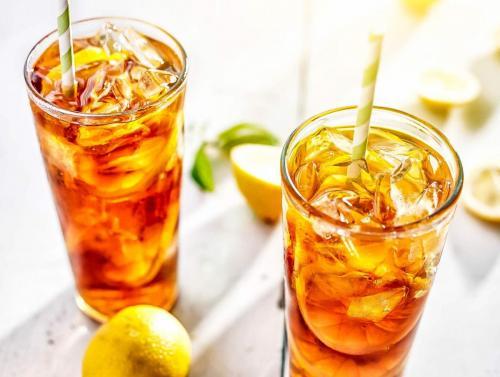 Iced Tea - Bombay Grill Milton