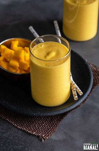 Mango Lassi - Bombay Grill Milton